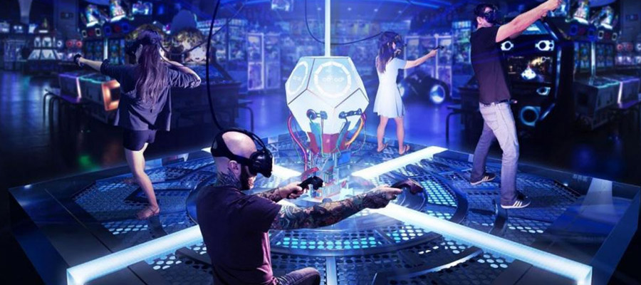 jeu de realite virtuelle a paris